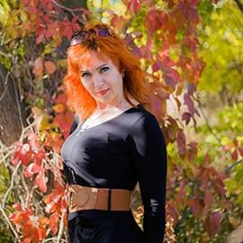 Single lady Oxana, 43 yrs.old from Berdyansk, Ukraine