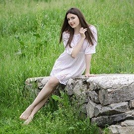 Beautiful lady Anna, 30 yrs.old from Poltava, Ukraine