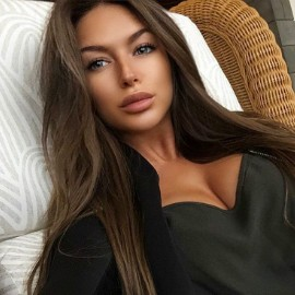 Nice mail order bride Alena, 27 yrs.old from Novosibirsk, Russia