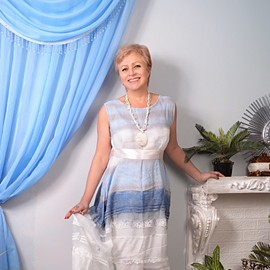 Nice bride Irina, 57 yrs.old from Kharkov, Ukraine