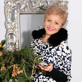 Single bride Irina, 57 yrs.old from Kharkov, Ukraine