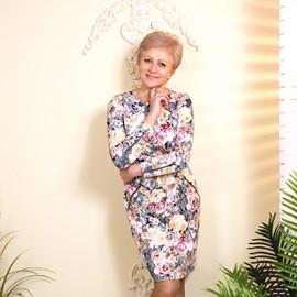 Hot bride Irina, 57 yrs.old from Kharkov, Ukraine