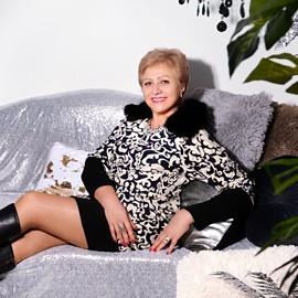 Beautiful miss Irina, 57 yrs.old from Kharkov, Ukraine