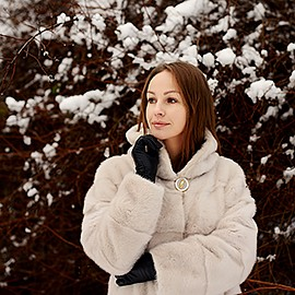 single girl Ekaterina, 35 yrs.old from Moscow, Russia