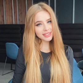 Nice wife Aleksandra, 19 yrs.old from Yekaterinburg, Russia