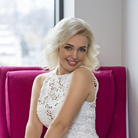 Nice mail order bride Elena, 46 yrs.old from Kiev, Ukraine