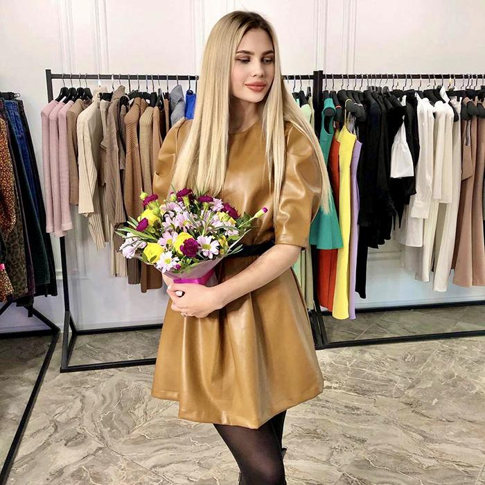 Nice bride Angelina, 22 yrs.old from Voronezh, Russia