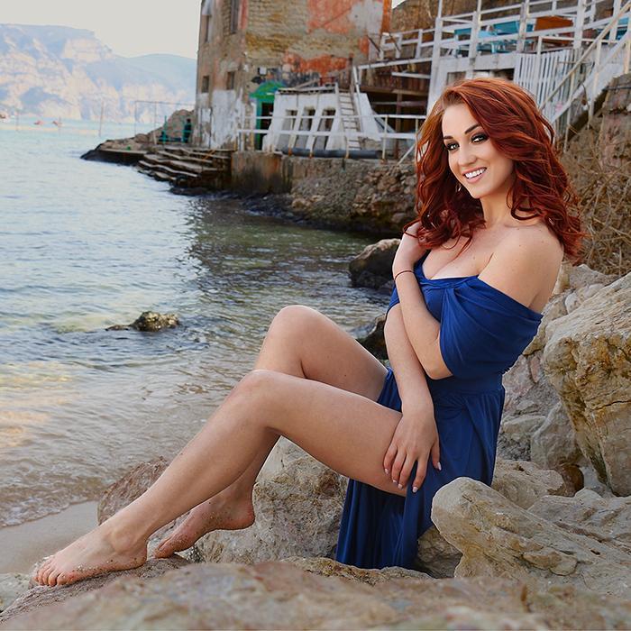 Single girlfriend Irina, 26 yrs.old from Sevastopol, Russia