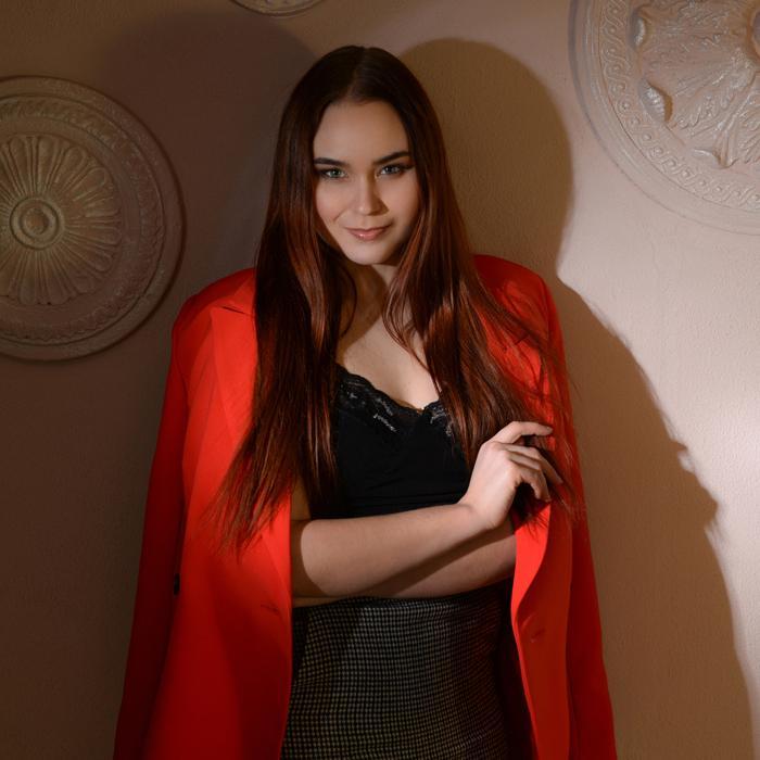 Hot lady Marianna, 22 yrs.old from Kharkov, Ukraine