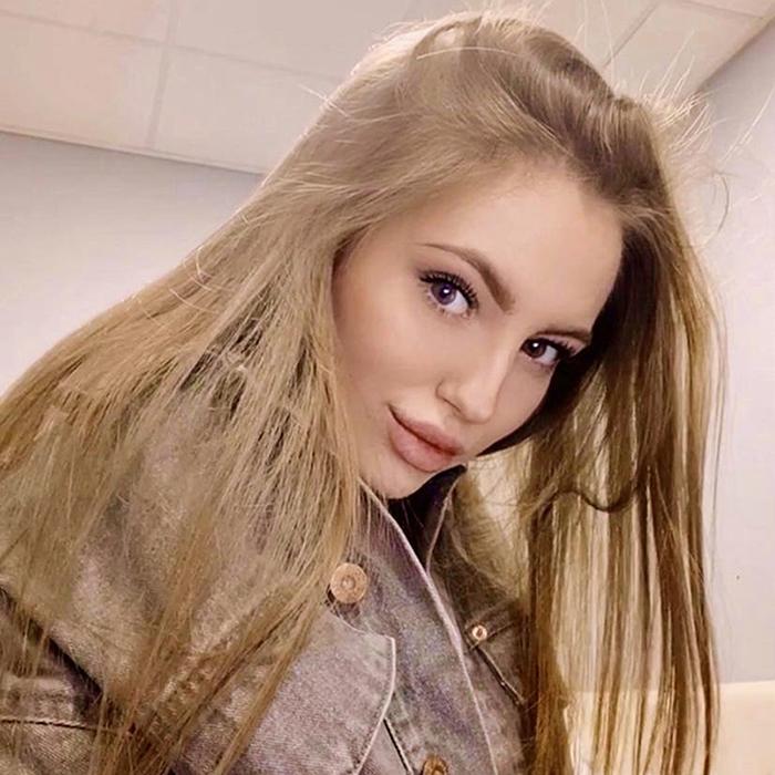 Pretty girl Alisa, 21 yrs.old from Gorishnie Plavni, Ukraine