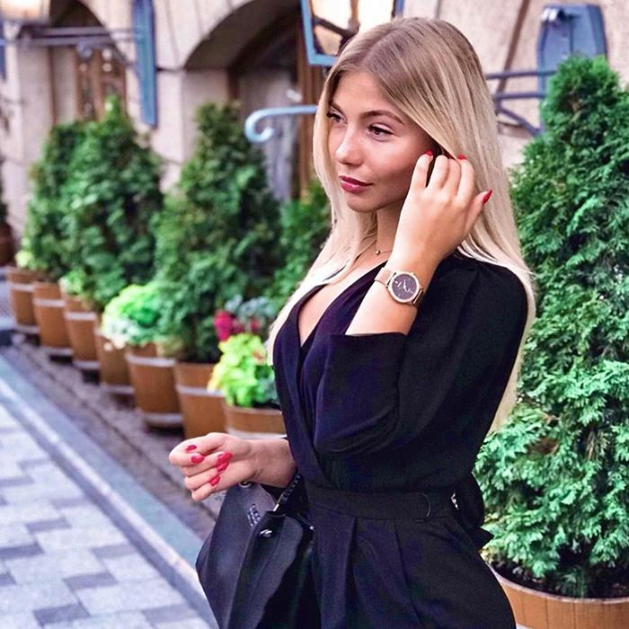 Nice girl Anastasiya, 20 yrs.old from Kiev, Ukraine