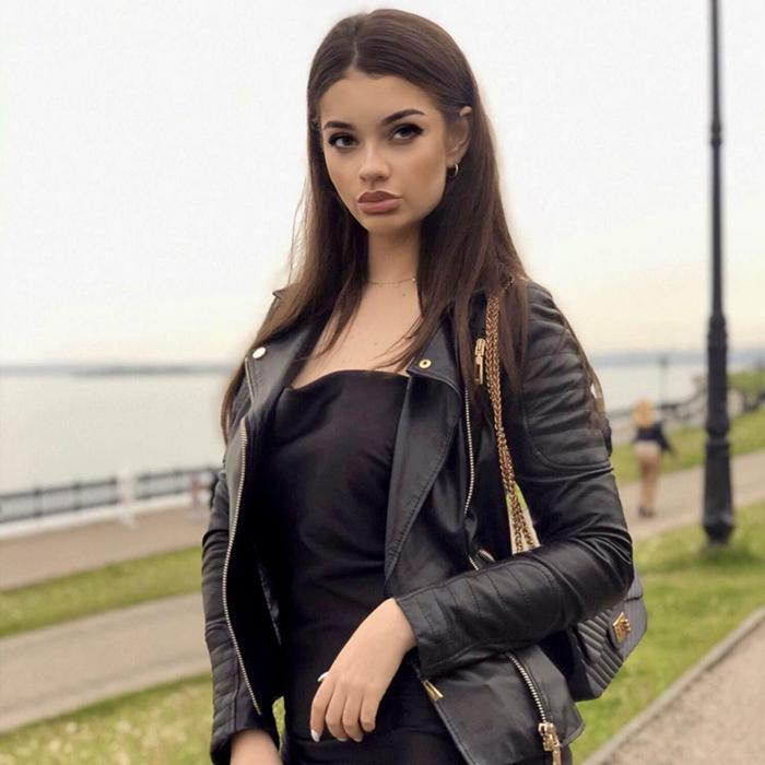 Nice lady Alina, 19 yrs.old from Moscow, Russia