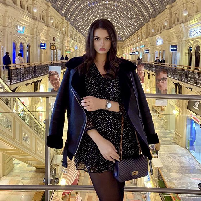 Amazing wife Alina, 19 yrs.old from Moscow, Russia