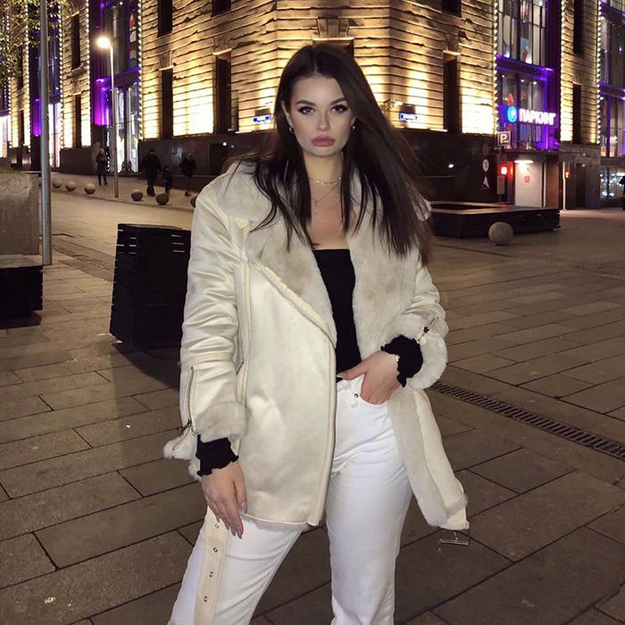 Gorgeous wife Alina, 19 yrs.old from Moscow, Russia