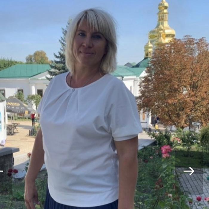 Amazing miss Nadezhda, 45 yrs.old from Kiev, Ukraine