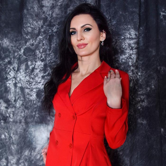 Charming girlfriend Anna, 35 yrs.old from Kharkov, Ukraine