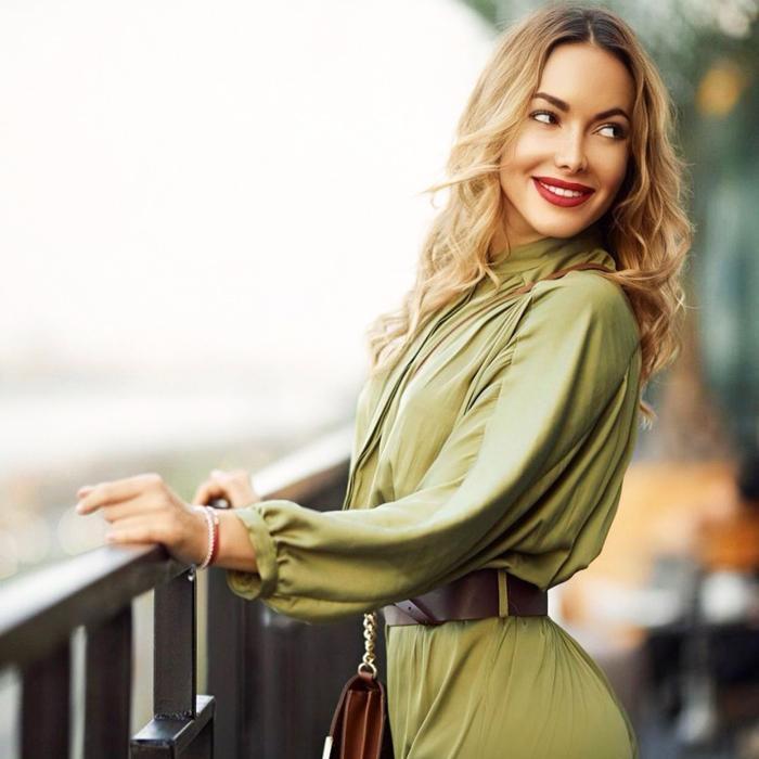 Charming girlfriend Tatyana, 35 yrs.old from Kiev, Ukraine