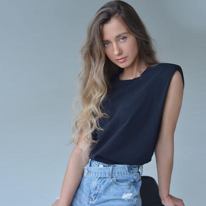 Charming girlfriend Tamara, 23 yrs.old from Kiev, Ukraine