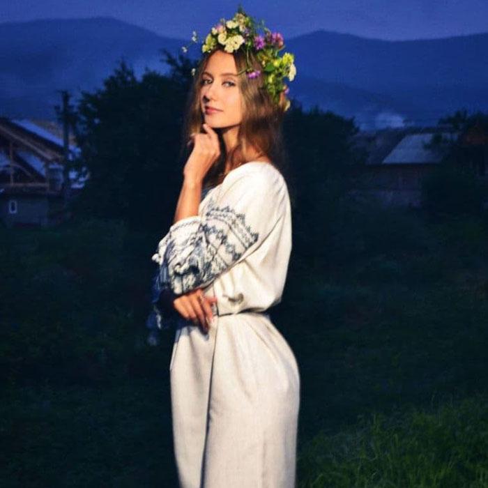 Single woman Tamara, 23 yrs.old from Kiev, Ukraine