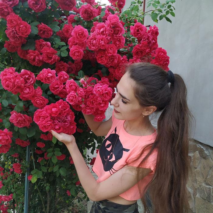 Gorgeous miss Lyubov, 27 yrs.old from Stakhanov, Ukraine