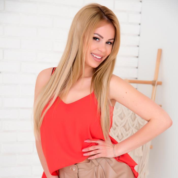 Nice woman Anna, 24 yrs.old from Odessa, Ukraine