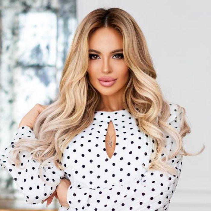 Pretty lady Eleonora, 35 yrs.old from Saint Petersburg, Russia