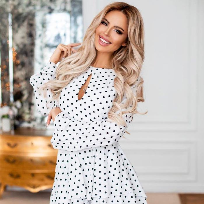 Amazing bride Eleonora, 35 yrs.old from Saint Petersburg, Russia