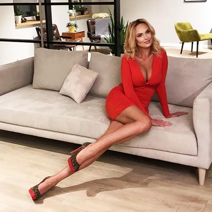 Hot girlfriend Victoria, 44 yrs.old from Kiev, Ukraine