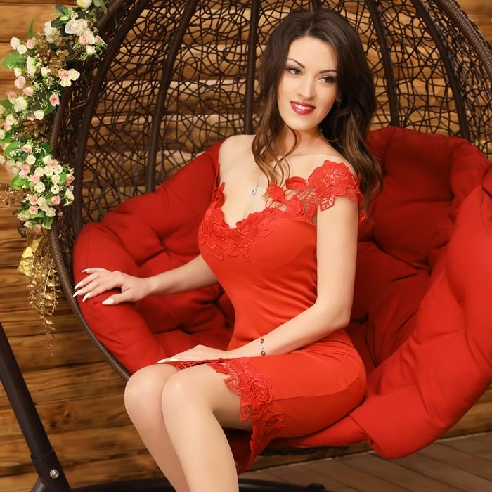 Nice girlfriend Anna, 31 yrs.old from Khmelnytskyi, Ukraine