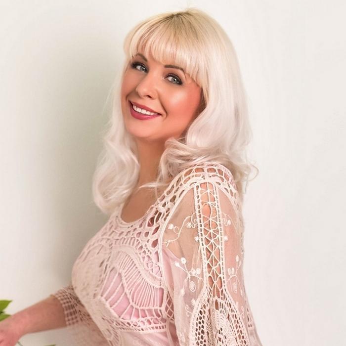 Charming girlfriend Marina, 49 yrs.old from Berdyansk, Ukraine