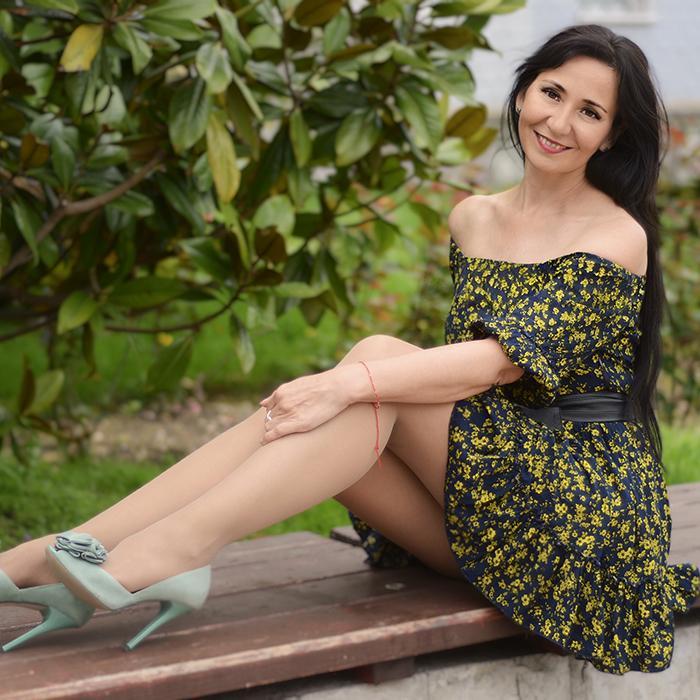 Charming woman Irina, 47 yrs.old from Sevastopol, Russia