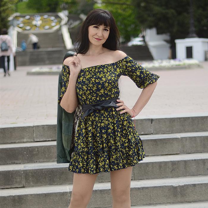Single girlfriend Irina, 47 yrs.old from Sevastopol, Russia
