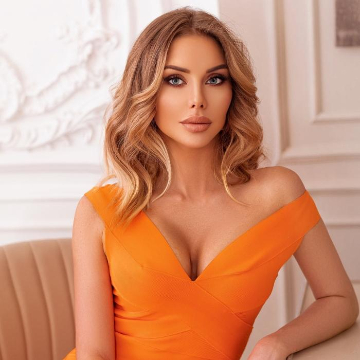 Charming bride Ekaterina, 36 yrs.old from Moscow, Russia