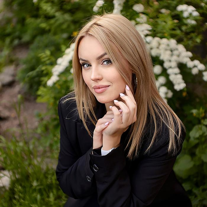 Single mail order bride Polina, 20 yrs.old from Pskov, Russia