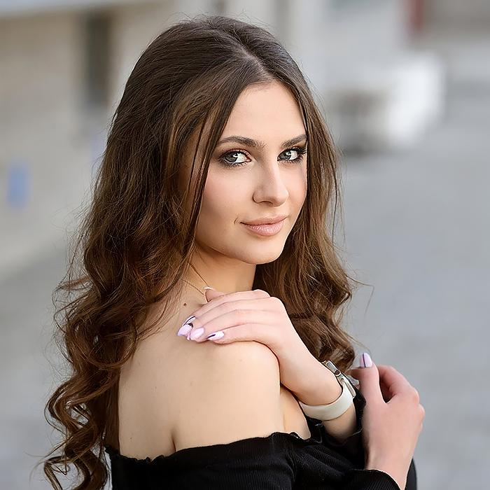 Hot miss Anastasiya, 20 yrs.old from Pskov, Russia