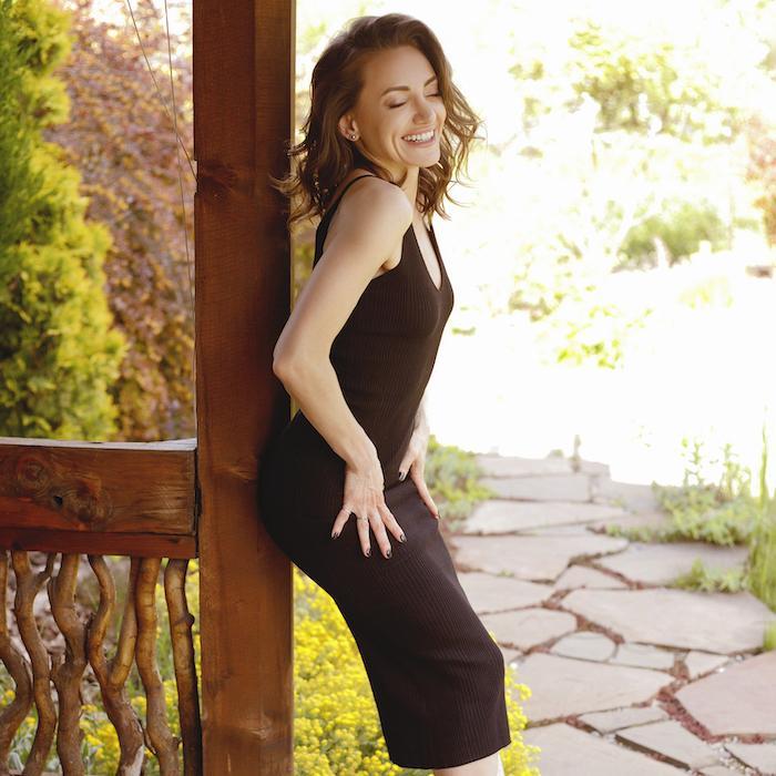 Single lady Kate, 33 yrs.old from Zaporozhye, Ukraine