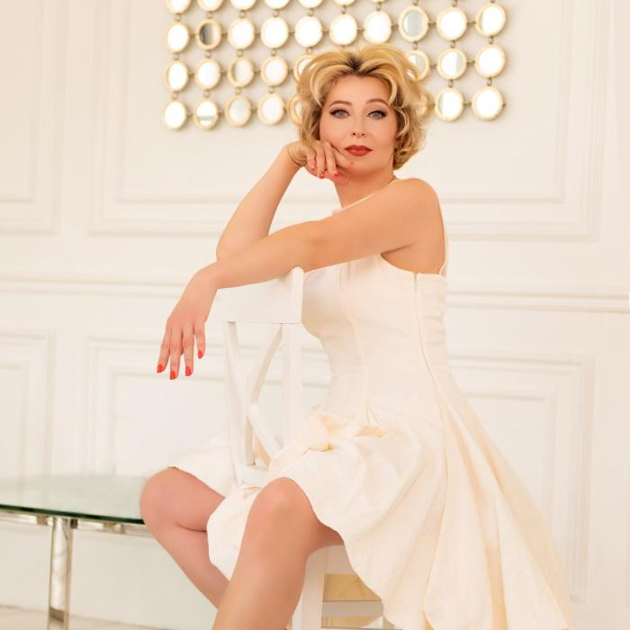 Charming woman Diana, 51 yrs.old from Odessa, Ukraine
