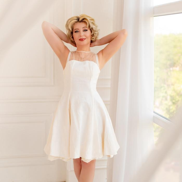 Pretty miss Diana, 51 yrs.old from Odessa, Ukraine