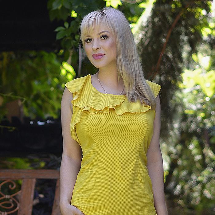 Single mail order bride Tatyana, 37 yrs.old from Kharkov, Ukraine