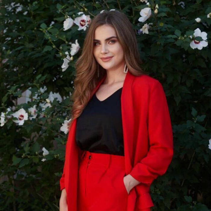 Single wife Vitalina, 18 yrs.old from Simferopol, Russia