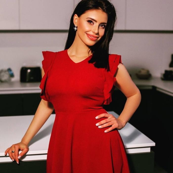 Pretty wife Marine, 37 yrs.old from Kiev, Ukraine