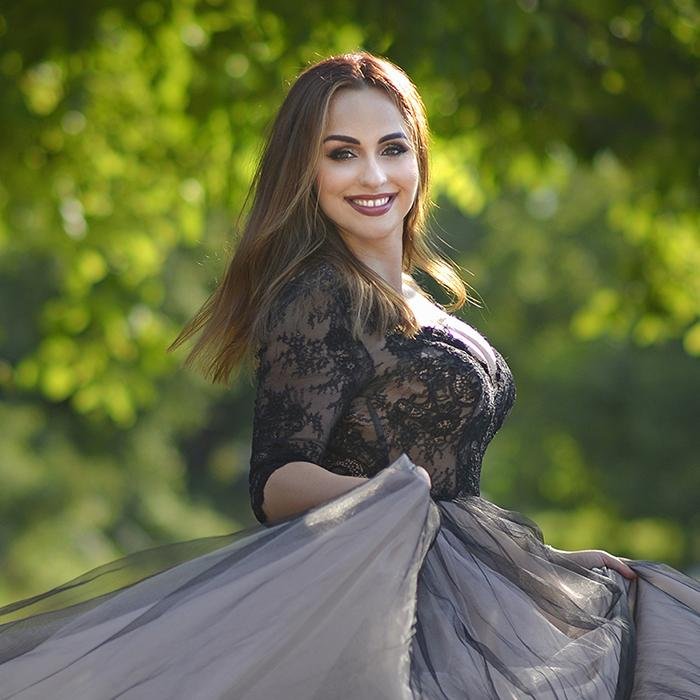 Nice girlfriend Marina, 34 yrs.old from Kharkov, Ukraine