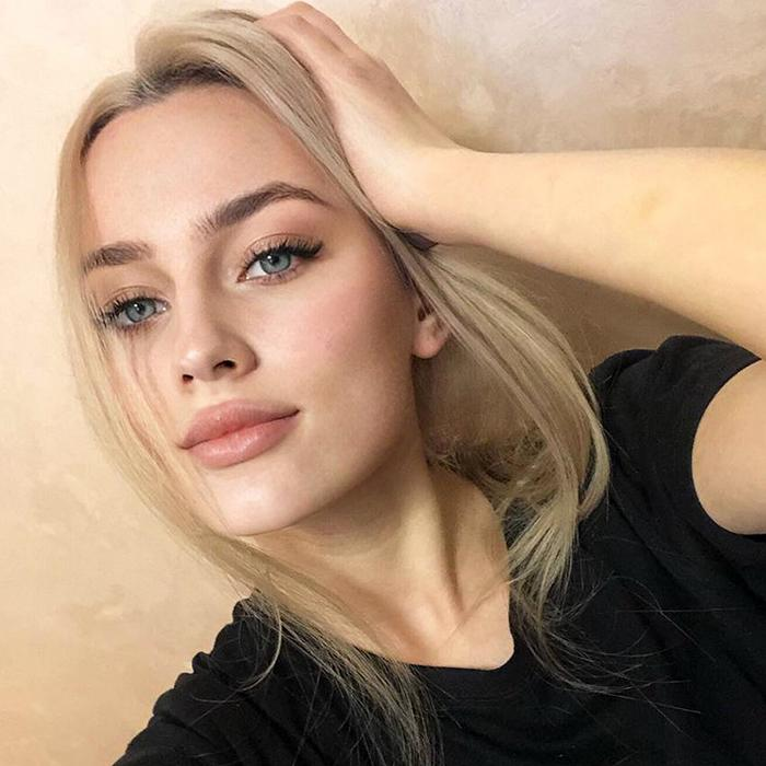 Beautiful wife Mariia, 19 yrs.old from Lviv, Ukraine