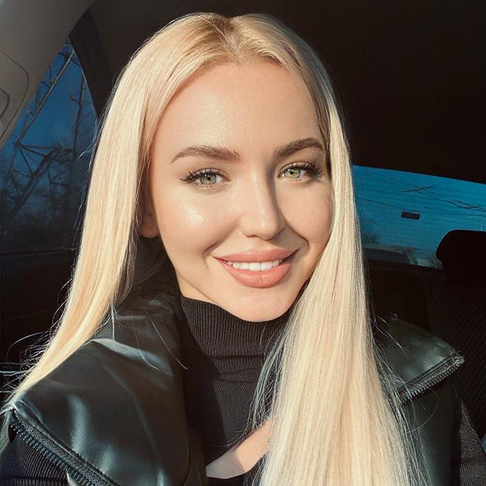 Charming miss Alina, 30 yrs.old from Krasnodar, Russia