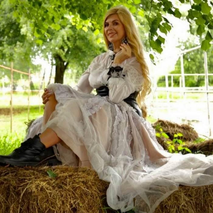 Charming mail order bride Irina, 51 yrs.old from Lipniki, Ukraine