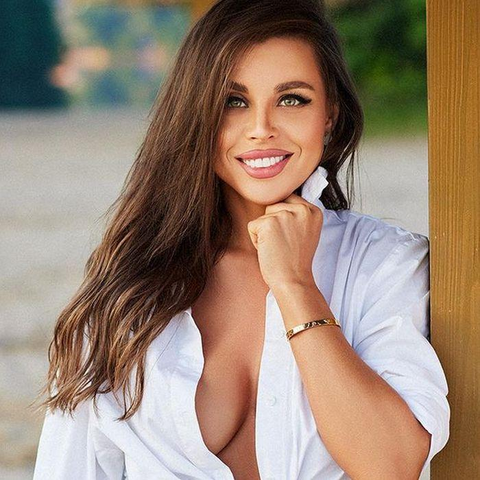beautiful wife Lubov, 33 yrs.old from St. Petersburg, Russia