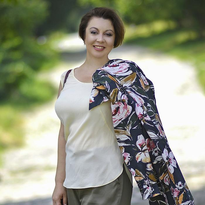 Amazing woman Nataliya, 47 yrs.old from Kharkov, Ukraine