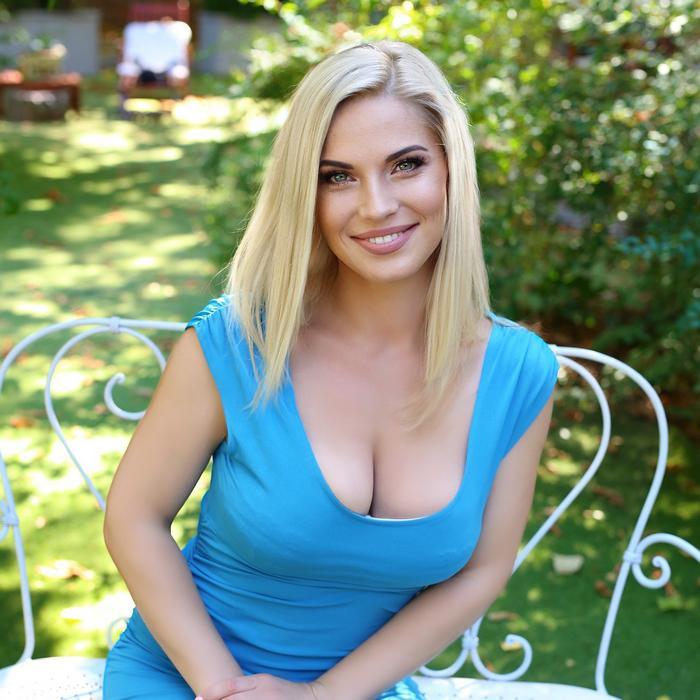 Beautiful bride Anna, 36 yrs.old from Kiev, Ukraine