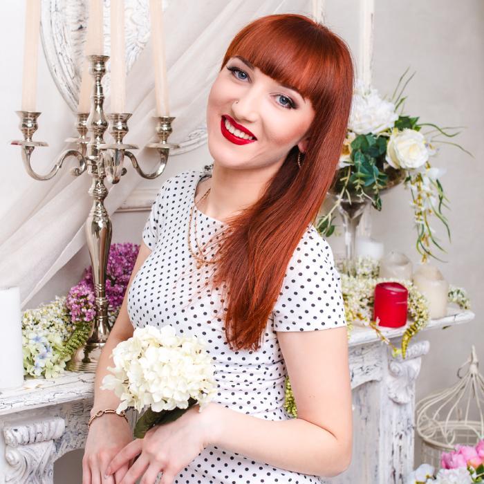 Pretty girlfriend Marina, 30 yrs.old from Poltava, Ukraine