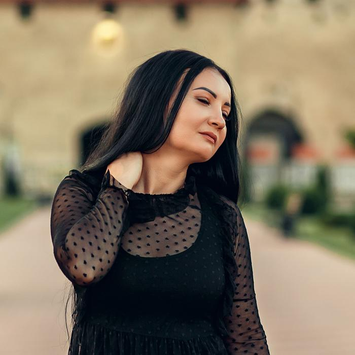 Pretty girl Evghenia, 36 yrs.old from Benderi, Moldova